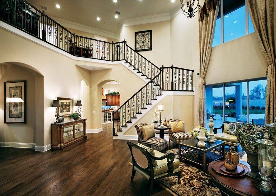Toll Brothers Living Room Home Florida Homes For