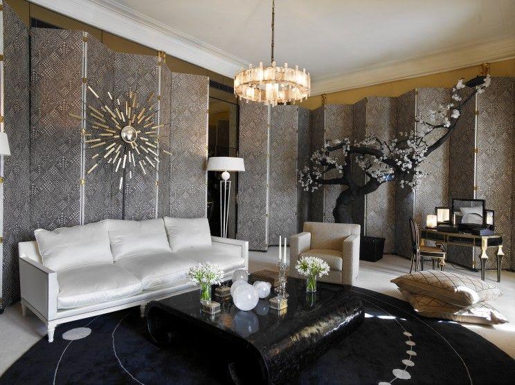 Amazing Interior Design Project by JeanLouis Deniot Paris