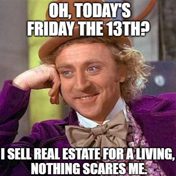 """Market Leader on Instagram """"When it's fridaythe13th and"""