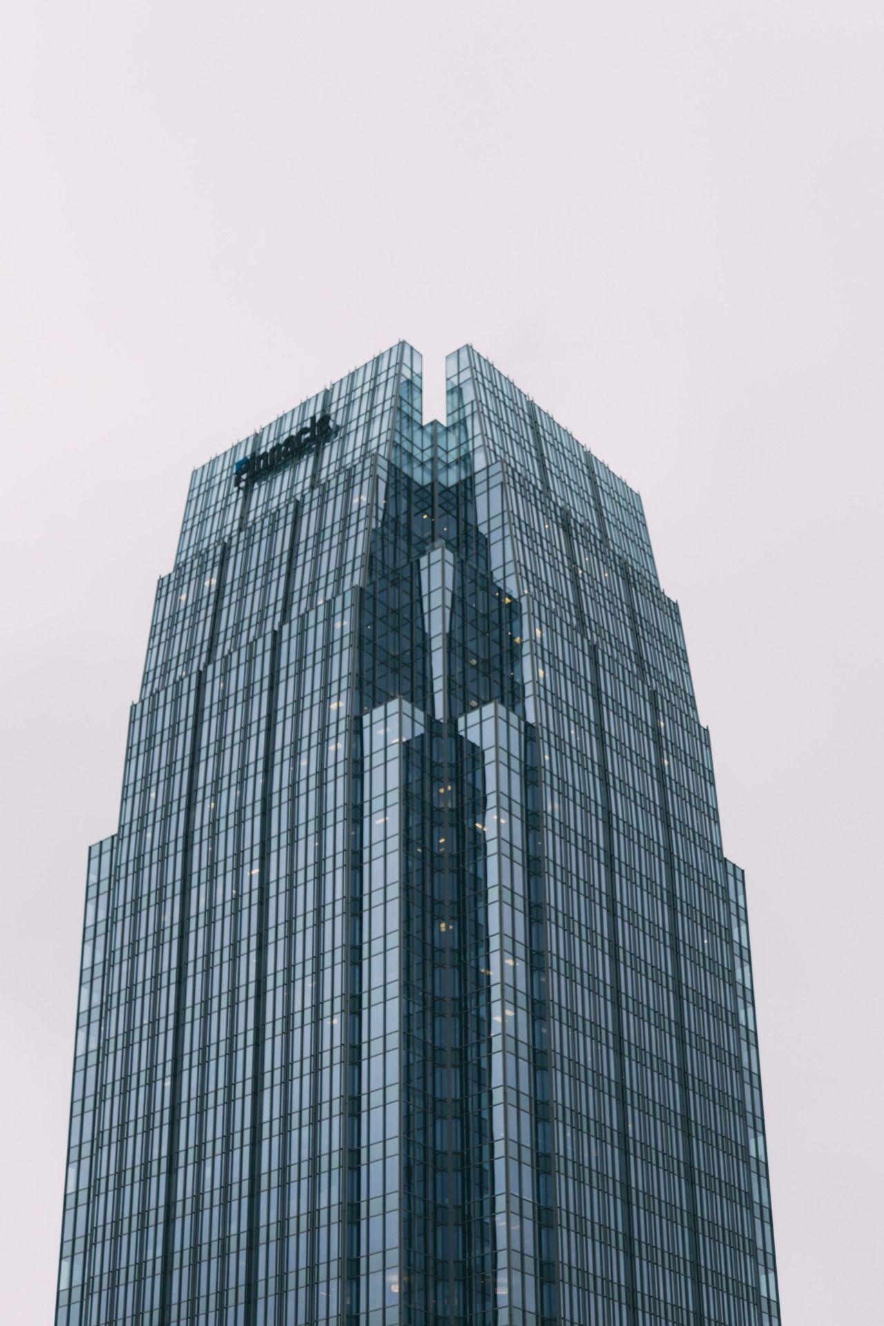 Silent skyscrapers Nashville TN Nashville