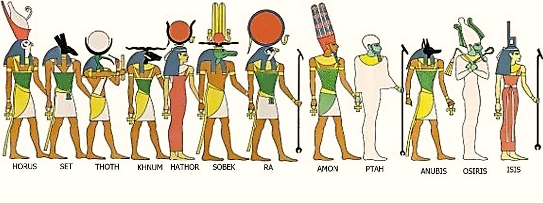 комплект входил боги египта фото с именами том, как