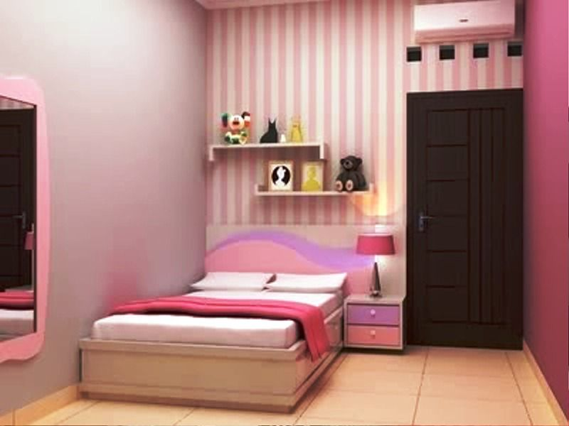 53 Examples Of Small Size And Modern Minimalist Children Bedroom Designs Simple Bedroom Design Simple Bedroom Small Room Bedroom Minimalist room decoration size 3x3