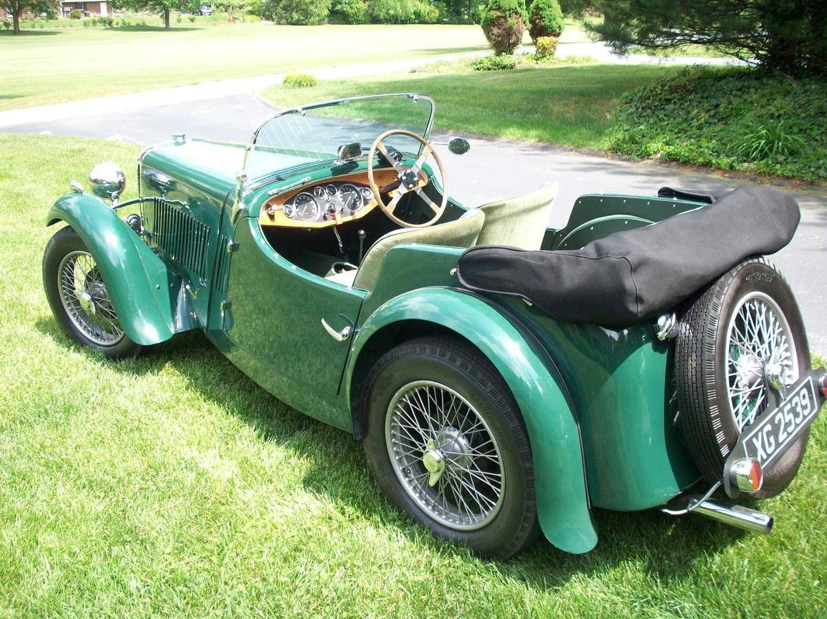1934 Singer For Sale 1726823 Classic Sports Cars Classic Cars Trucks Singer Cars