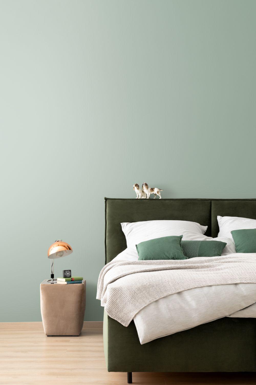 Designfarbe Harmonisches Jadegrun Nr 29 Schoner Wohnen Farbe Wohnen Wohnzimmer Einrichten Inspiration