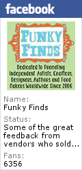 Vendor Info for the 7th Annual Funky Finds Spring Fling, 2015, Fort Worth, Texas