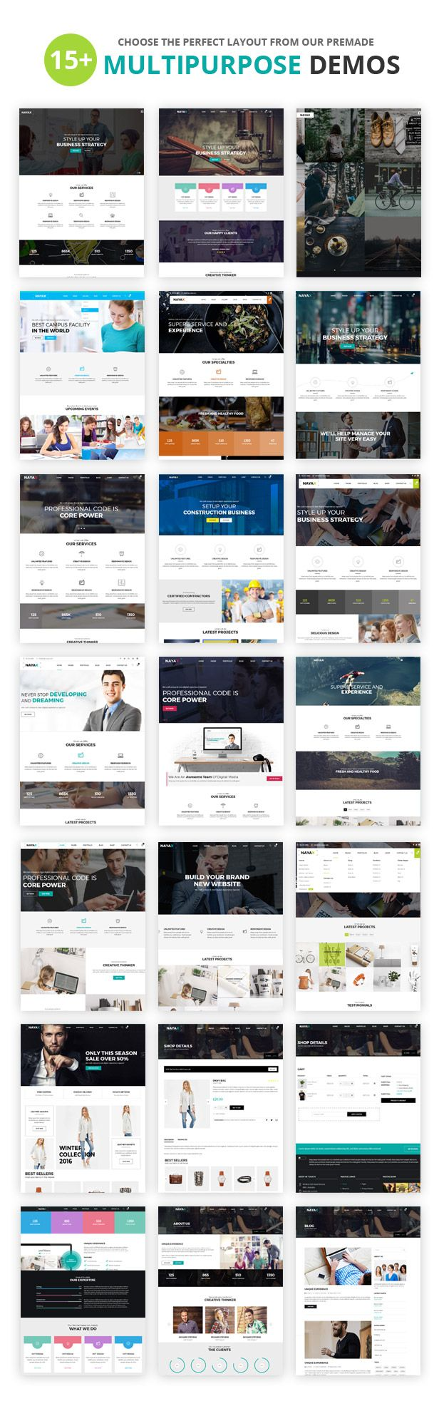 SpecialOne - One Page Joomla Template (Joomla) Nulled - http ...