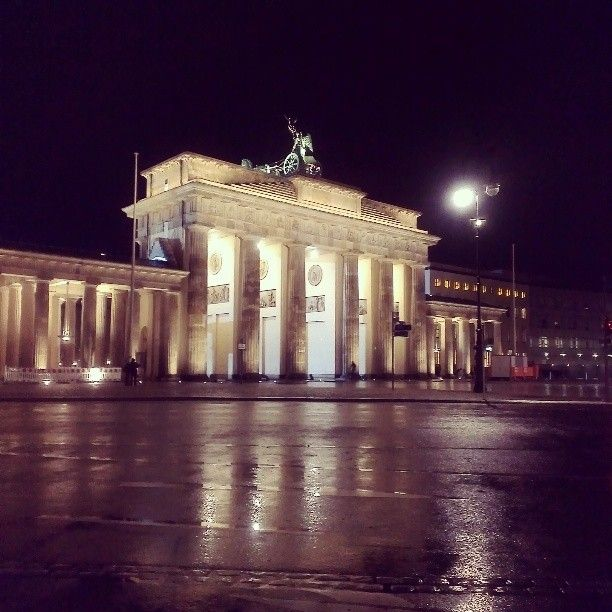 """One of my favorite city... A historical place in the past, in the present and probably in the future. Spent 5 years of my life in this memorable city to learn his culture and mainly his language with the famous """" Ich bin ein Berliner"""" @ JFK"""