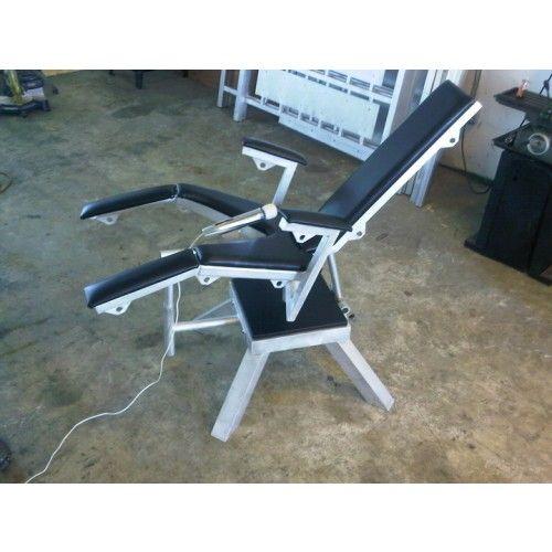 MetalBound Birthing Chair W/Magic Wand Holder