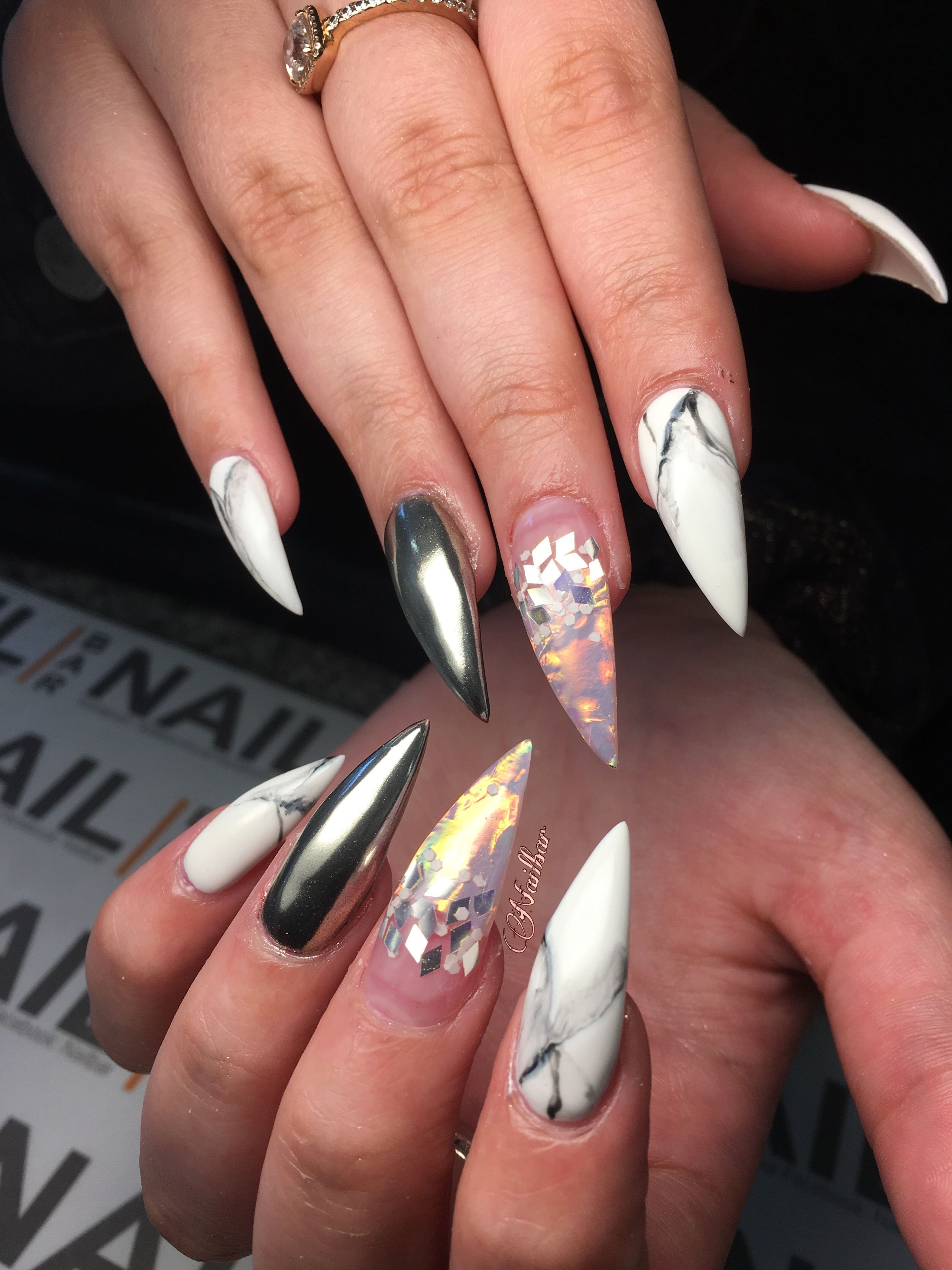 Happy Stars Shine The Brightest -{ Maybeanothername }× | Uñas ...
