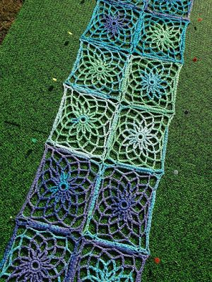 Susan Pinner: TORUS SCARF PATTERN | Free Scarf/Shawl/Cowl Crochet ...