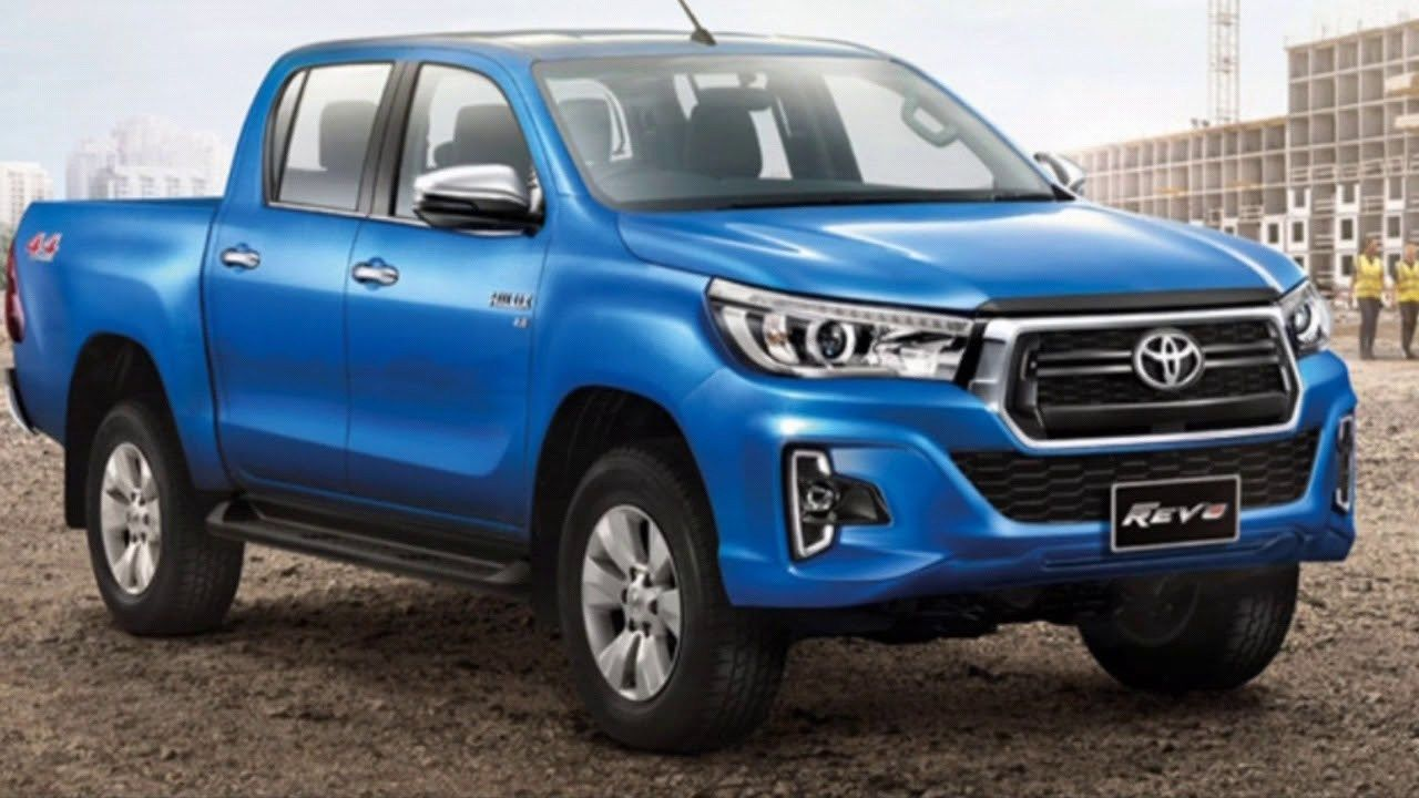 Best Toyota Hilux 2020 Release Date Mobil