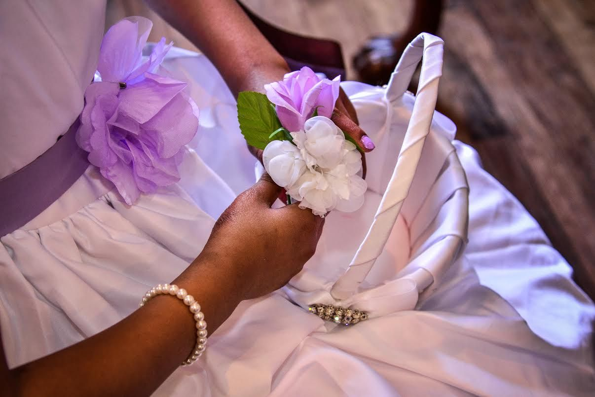 Contact us for all of your wedding and event floral needs