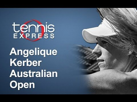 Angelique Kerber Australian Open 2017 Gear Guide Tennis