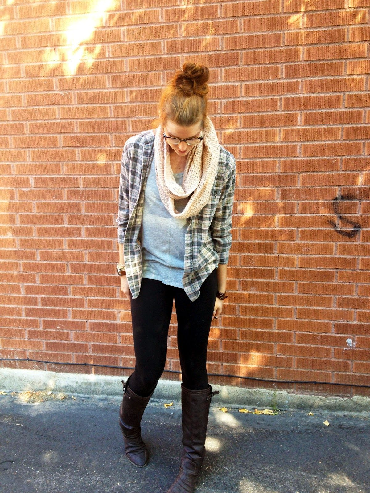 Flannel shirts yes or no  plaid  top knot  closet  Pinterest