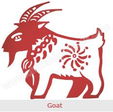 the year of the goat for all babies born from the 18th of february 2015 - Chinese New Year 1979