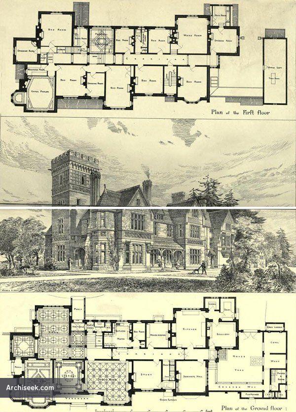 1881 – Yattendon Court Newbury Berkshire