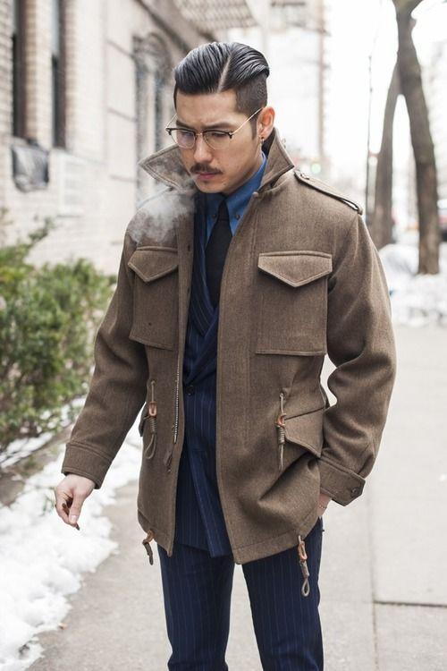 vest under jacket