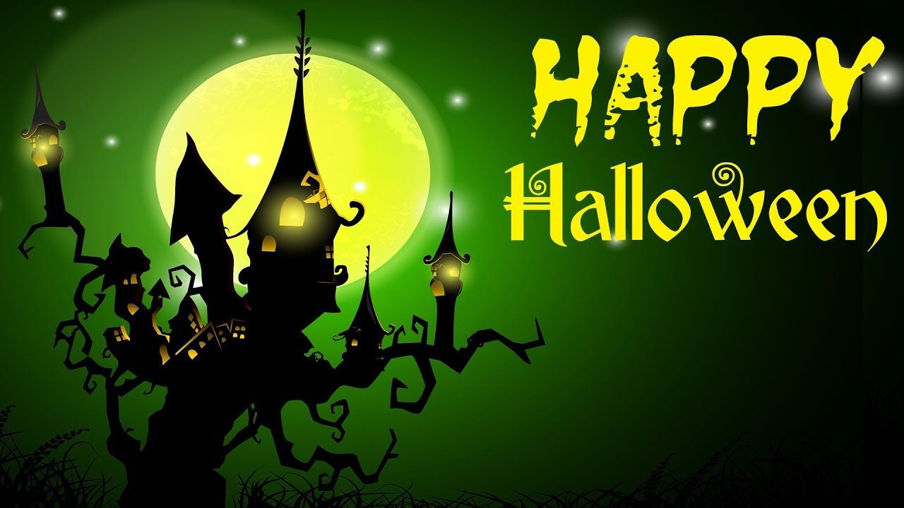 Happy Halloween Music - Spooky and Fun Halloween ...