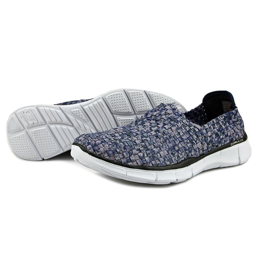 235e9dda9aa4 Skechers Equalizer Vivid Dream Women Us 10 Blue Sneakers Seconds 13362