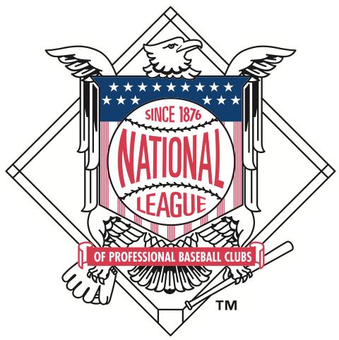 File Nl Logo Png Wikipedia The Free Encyclopedia National League National Baseball League Major League Baseball Logo