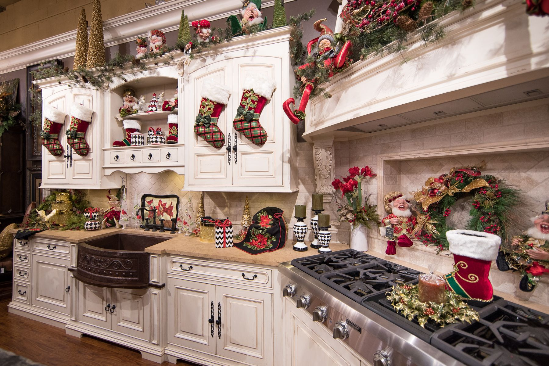 the largest selection of unique christmas decorations in chicago christmas kitchen luxury on kitchen xmas decor id=87058
