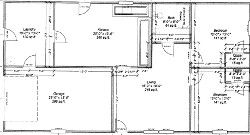Pole Barn House Floor Plans With Loft Floor