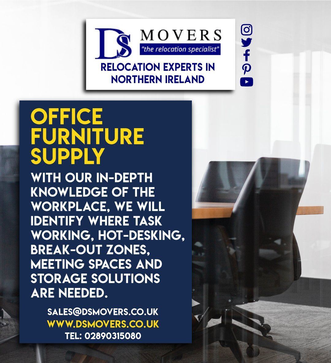 At Ds Movers We Have The Experience Qualifications And
