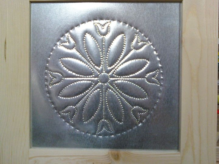 Tin Patterns Can Punch