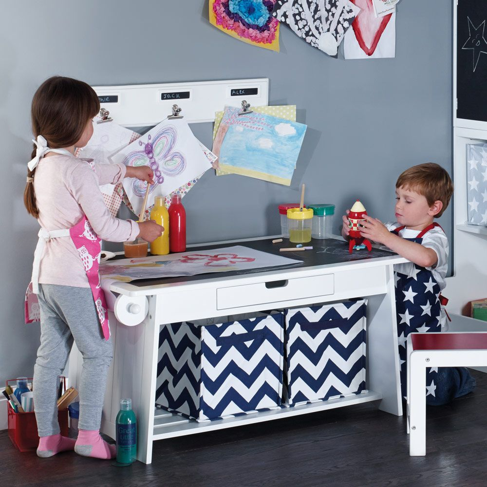 Picasso Art Table - Playtables & Kids' Tables - Children's Furniture
