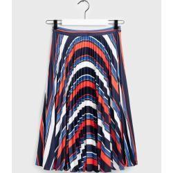 Photo of Gant Striped Skirt (Blue) Gant