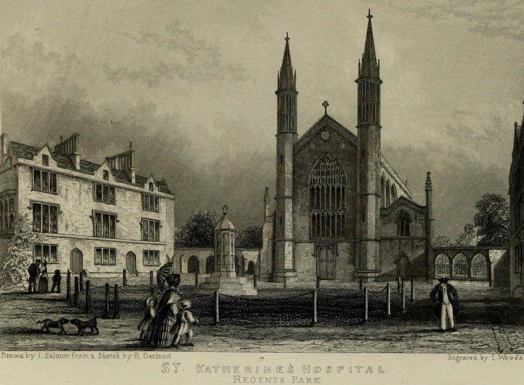 St. Katharine's Hospital (Image is of St. Katharine's