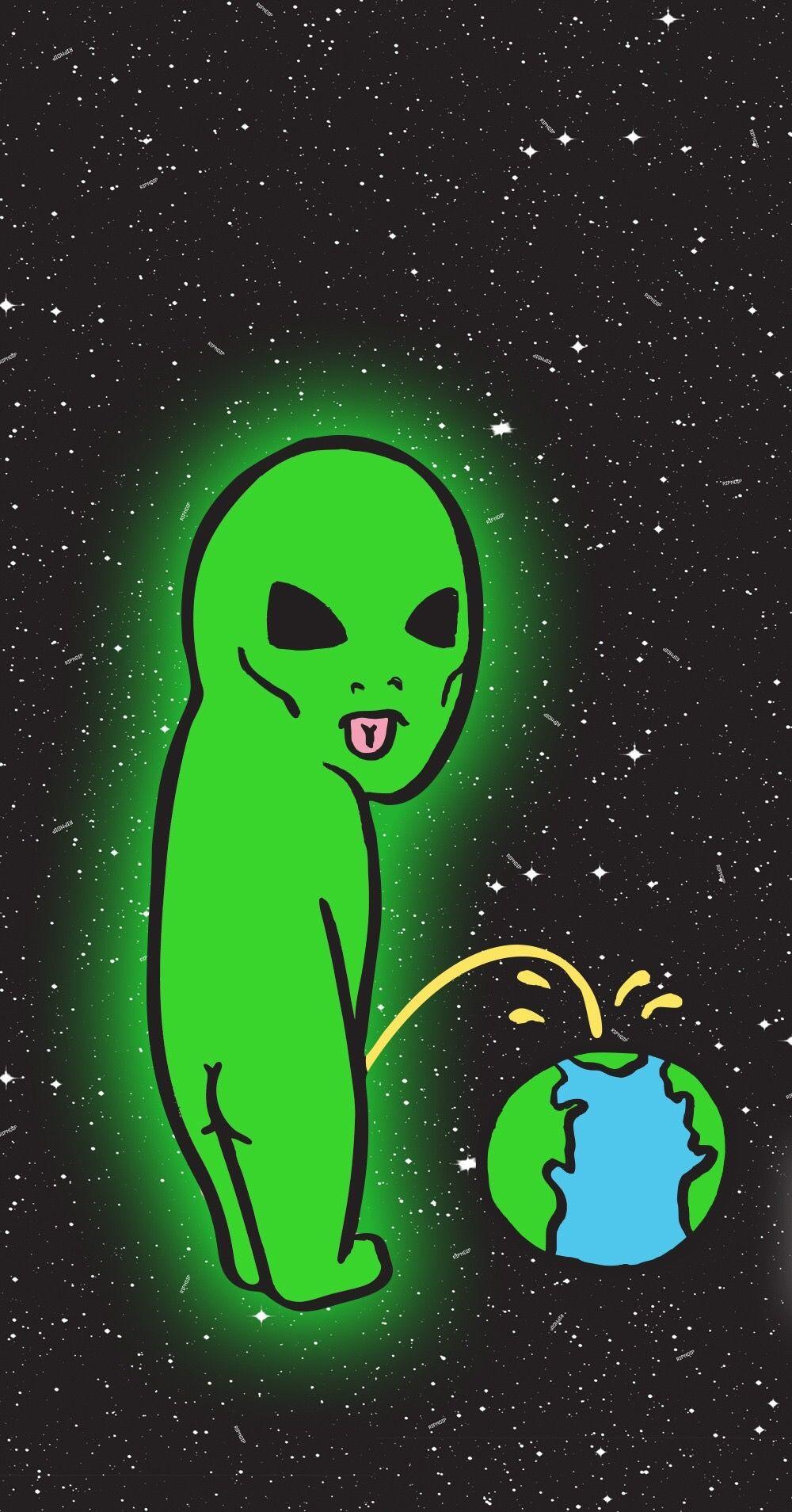 Pin by Nikol Peneva on Frck Alien drawings, Alien