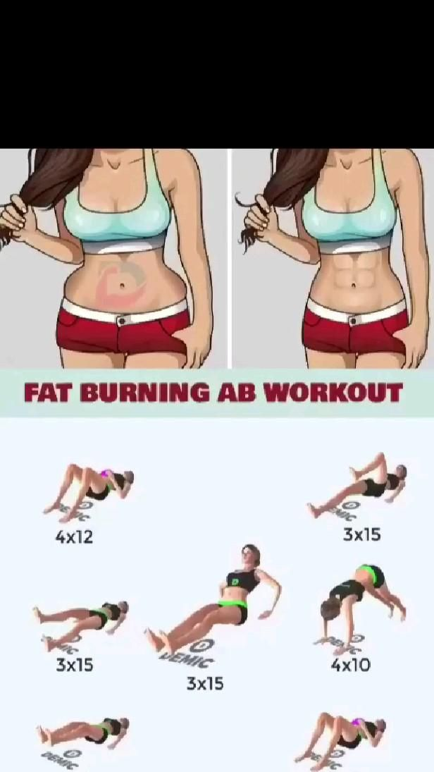 Fat Burning a workout