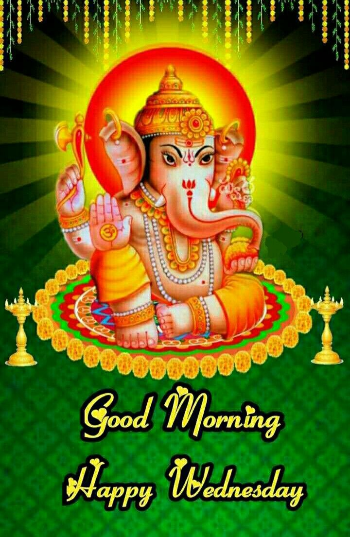 Wednesday lord ganesh