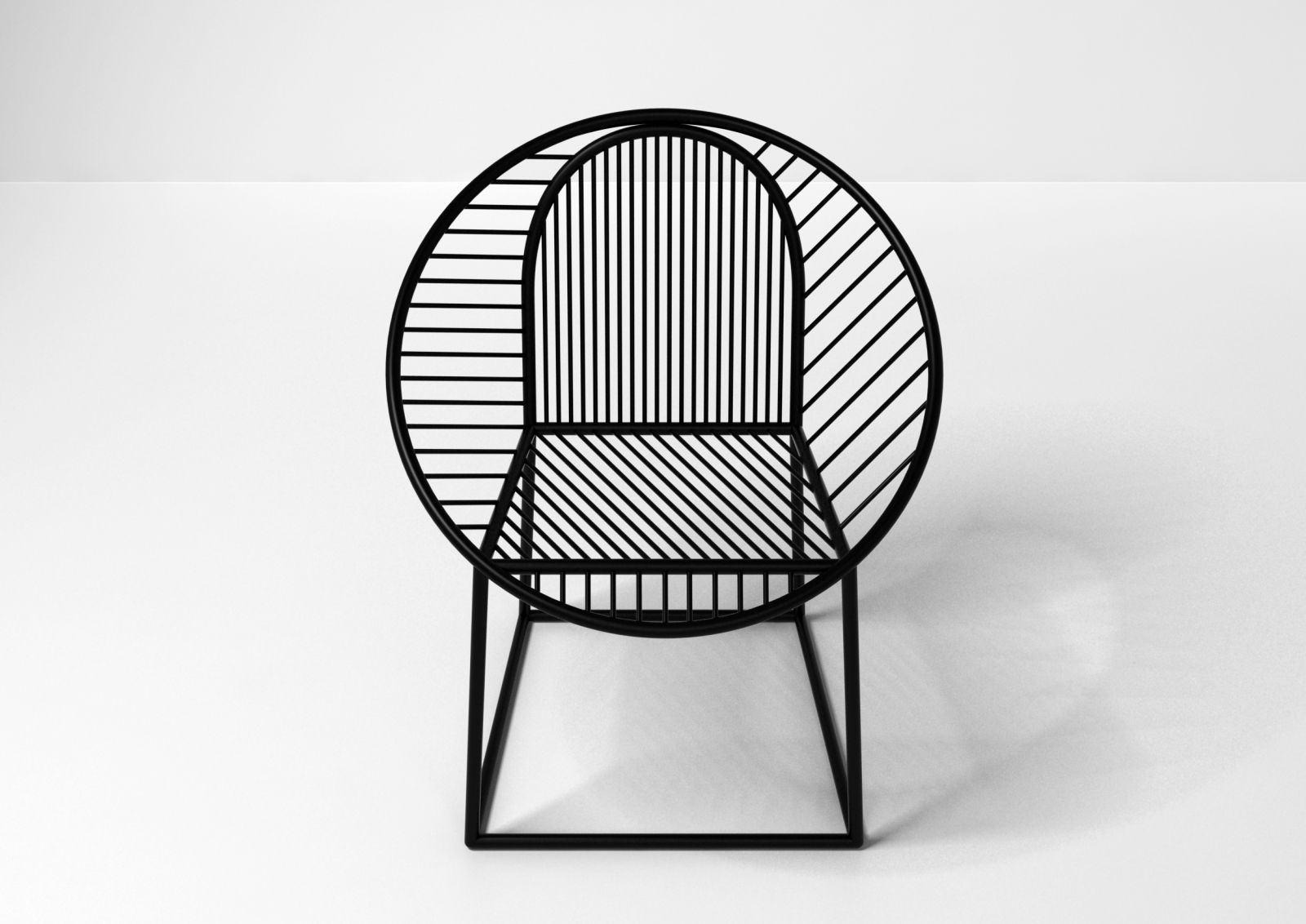Circle Chair by POOL