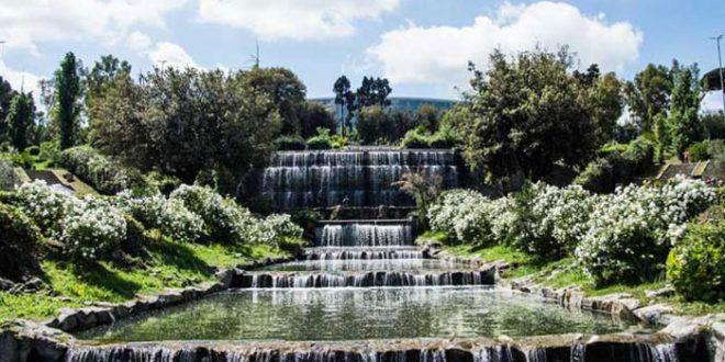 Giardino Delle Cascate Roma.Roma Riaperto Il Giardino Delle Cascate Dell Eur In News
