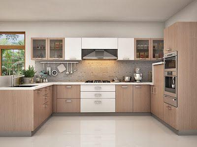Latest modular kitchen designs ideas 2019 catalogue ...