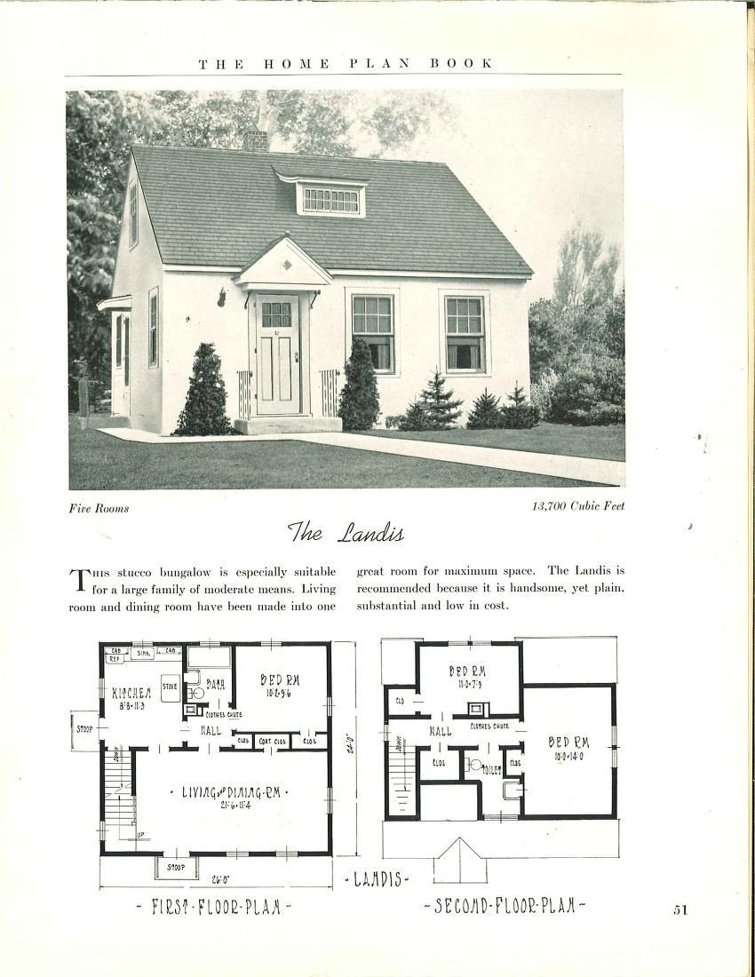 Retro House Plans Craftsman House Plans New House Plans House Plans