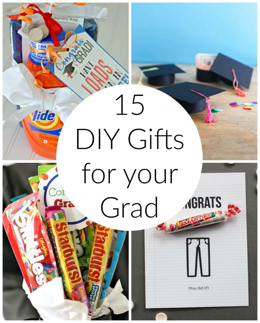 15 diy graduation gift ideas for your grad diy