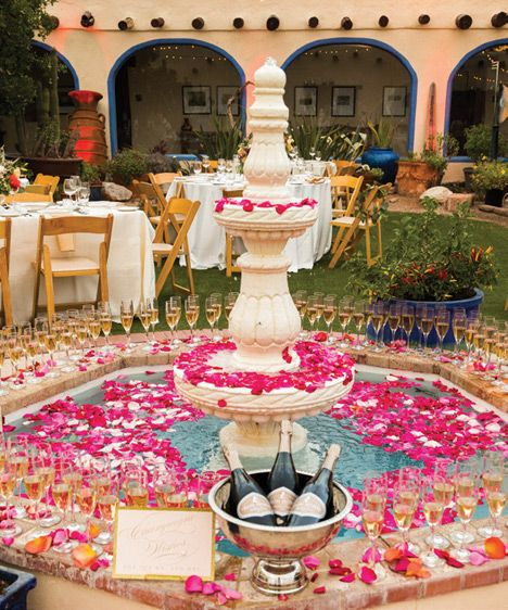 Such a pretty place for a wedding or bridal shower tucson bride tucson bride groom magazine your complete tucson arizona wedding guide showcasing the best reception sites ceremony locations and wedding vendors junglespirit Image collections