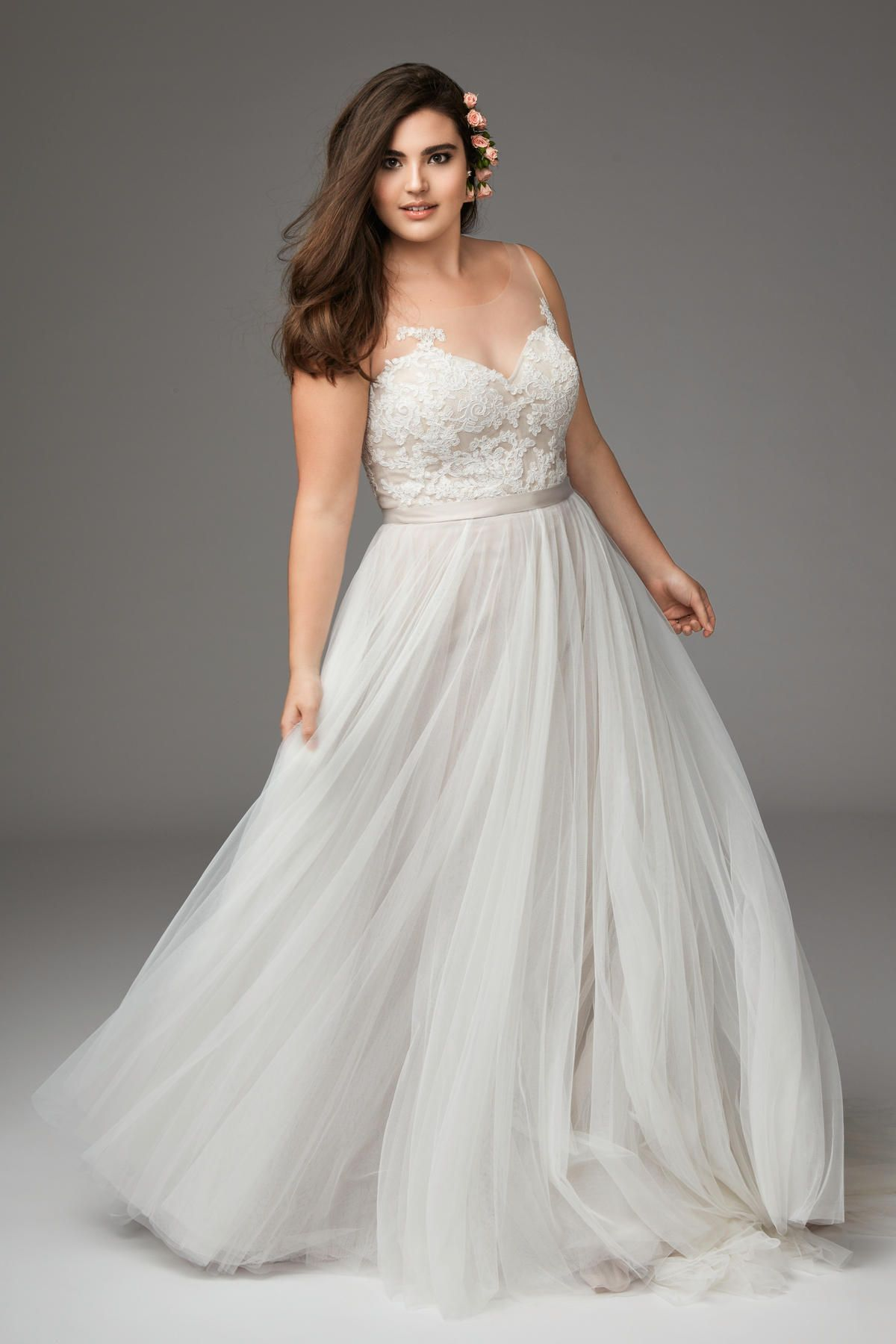 The Perfect Combination Of Past And Present Bridal And Formal Inc Used Wedding Dresses Curvy Bride Wedding Dresses Plus Size [ 1800 x 1200 Pixel ]