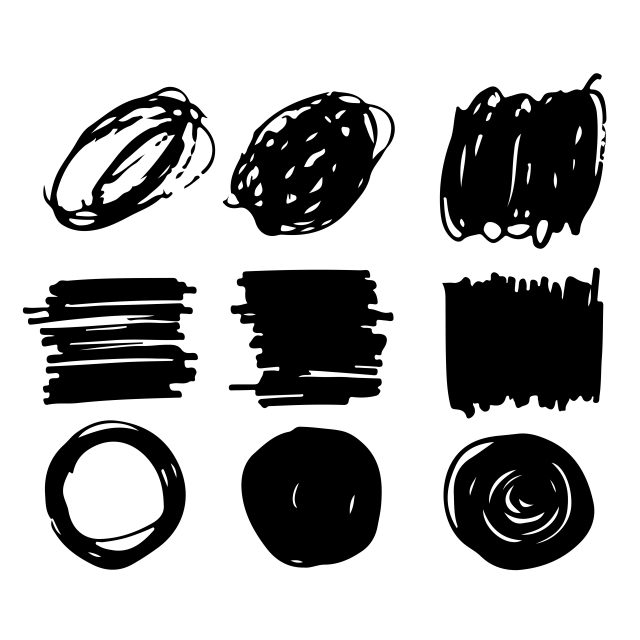 Hand Drawn Brush Stroke Ink Sketch Line Hand Icons Line Icons Sketch Icons Png And Vector With Transparent Background For Free Download How To Draw Hands Ink Sketch Sketch Icon