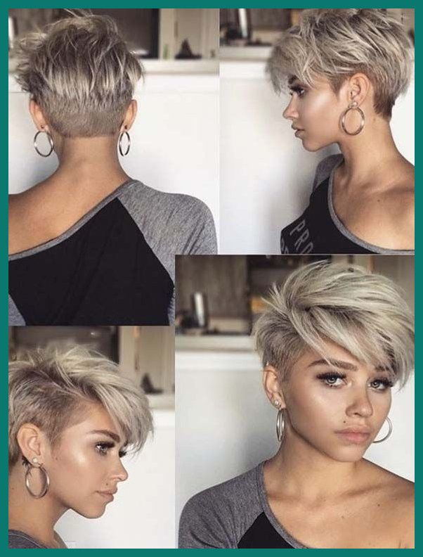 Trendy Pixie Haircuts for Short Hair - lilostyle