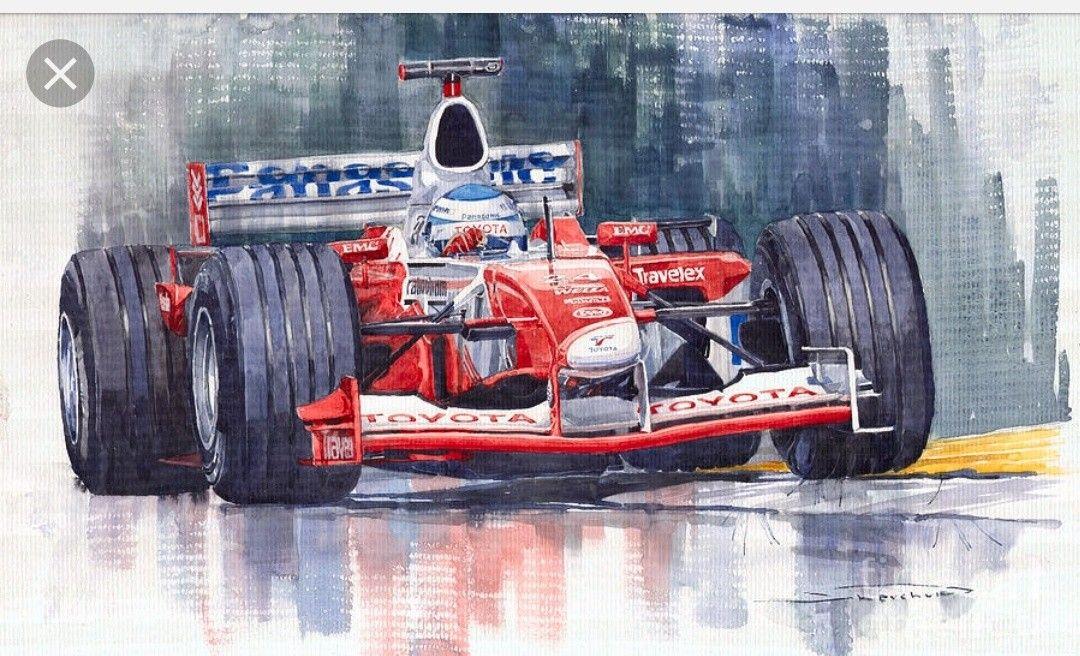 Pin De Tanya Van Horen En F1 F1 Wallpaper Hd Formula 1 Dibujos