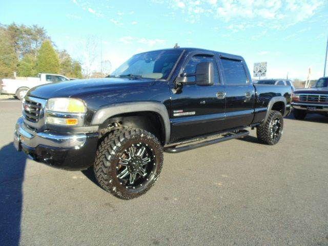 Lifted Trucks For Sale In Va >> WWW.EMAUTOS.COM 2006 Gmc Sierra 2500Hd SLT DURAMAX DIESEL ...