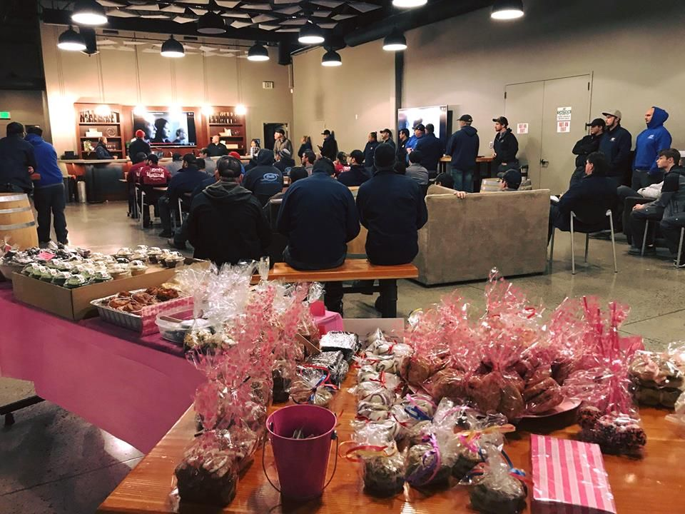 When Bob S Does A Bake Sale Bob S Goes Big Our Morning Safety