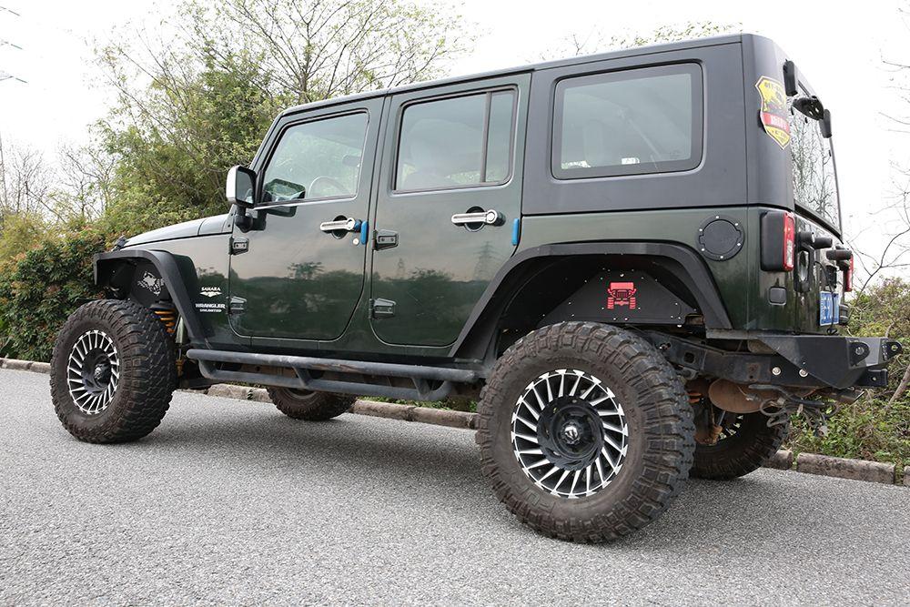 jeep wrangler jk jku inner fender set in 2020 Wrangler