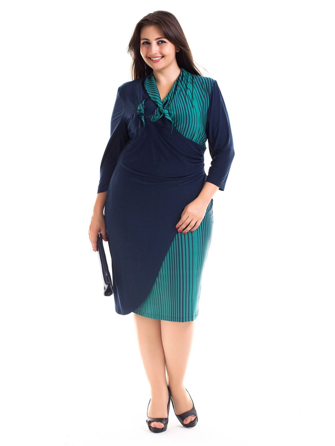 awesome plus size dresses collections for great women dress