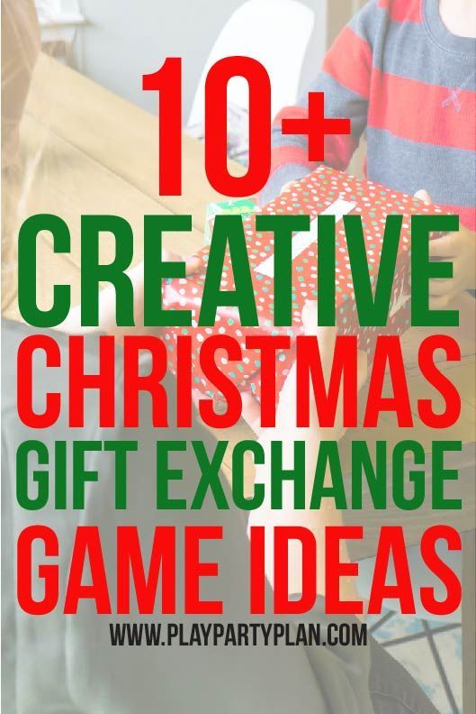 Gift Exchange Games That Everyone Will Love Christmas Ideas