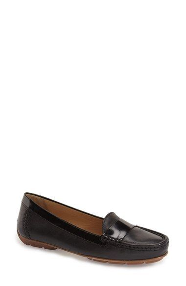 8ceec4bd5d2 Geox  Italy  Leather Loafer (Women)